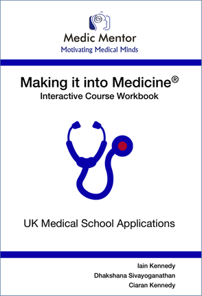 Making it into Medicine