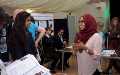 Exeter Med School Goes into UCAS Extra