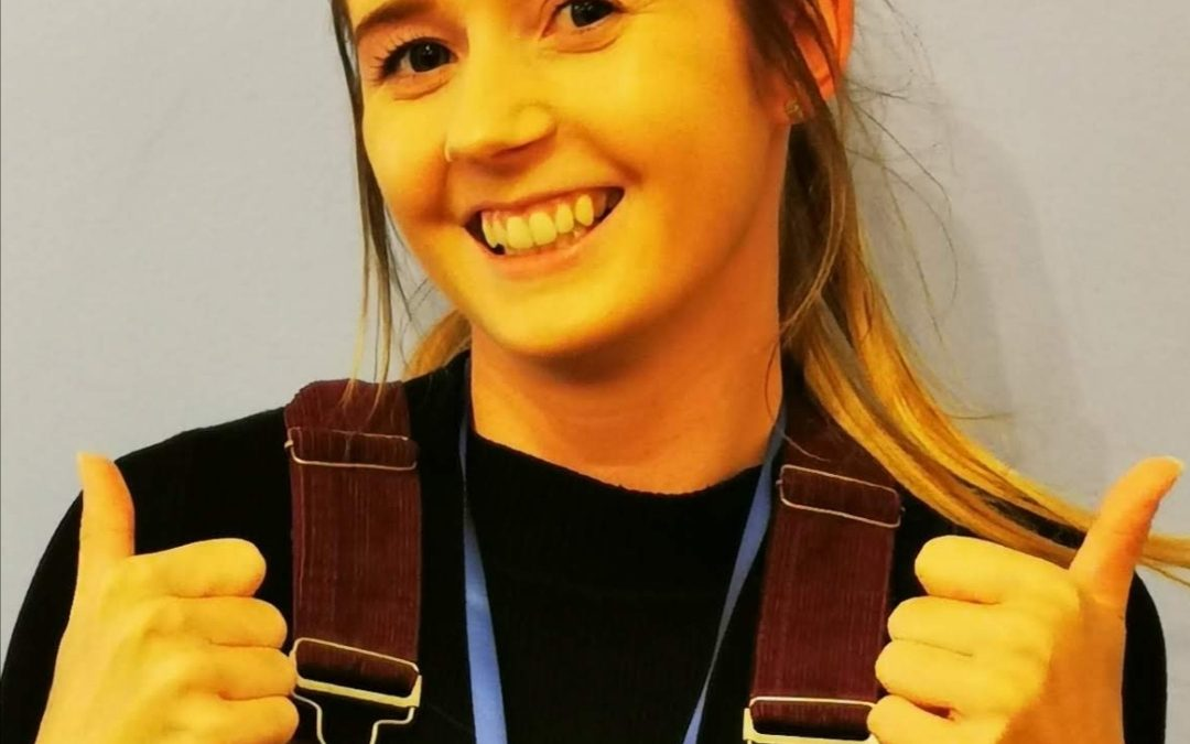 Dental Student Emma Kindon, University of Leeds