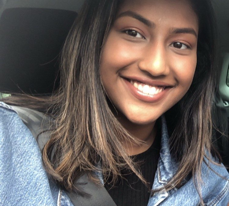 Virtual Medical Society Research Officer Tabitha Premraj